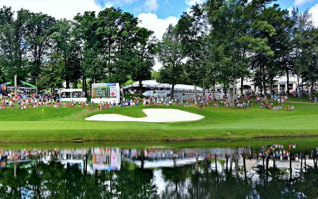 VIP Tech Tour: Behind the Scenes with the PGA at the Visit Knoxville Open