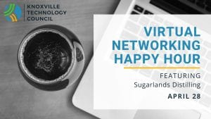 Virtual Networking Happy Hour featuring Sugarlands Distilling