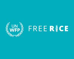 UN Free Rice logo